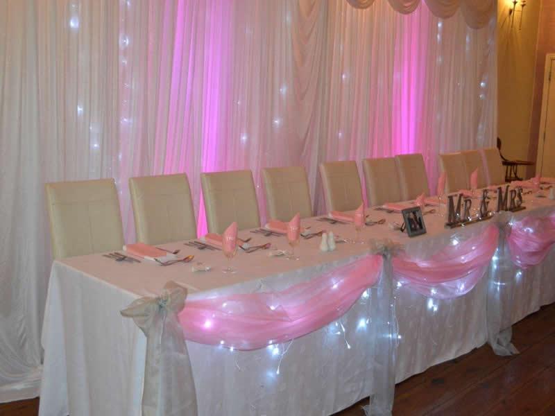 Pink Wedding Chair Covers Wedding Ideas